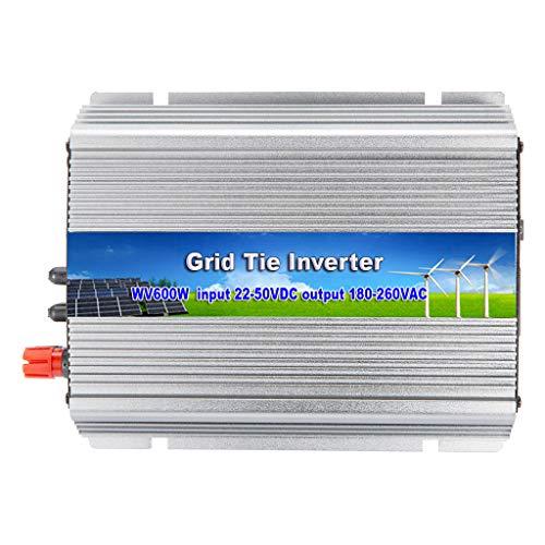perfk Spannungswandler 600W Wechselrichter DC 22-50V Power Inverter Converter (390x205x115mm) - 600 600w Power Inverter