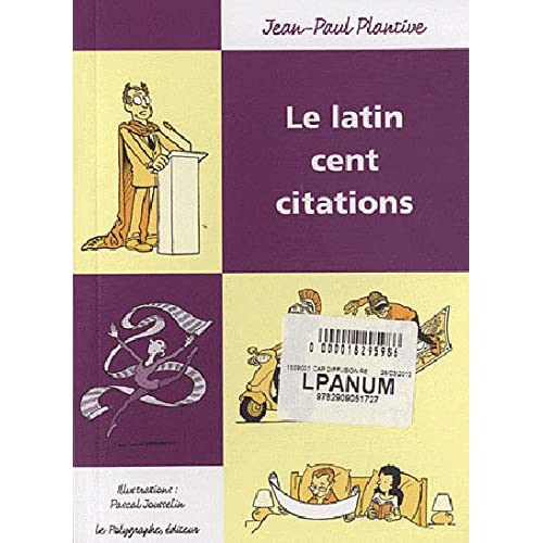 Le latin : Cent citations