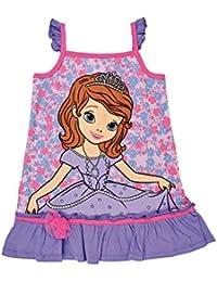 Disney Sofia la première robe fille Produit sous licence officielle