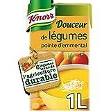 Knorr Soupe Douceur de Légumes Pointe d'Emmental 1 L
