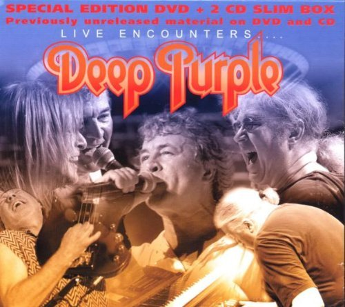 Deep Purple - Live Encounters Slimbox (Dvd+2 Cd)