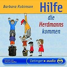 Hilfe, die Herdmanns kommen (CD): Lesung