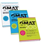 The Official Guide for GMAT Review 2015 Bundle (Official Guide + Verbal Guide + Quantitative Guide)-