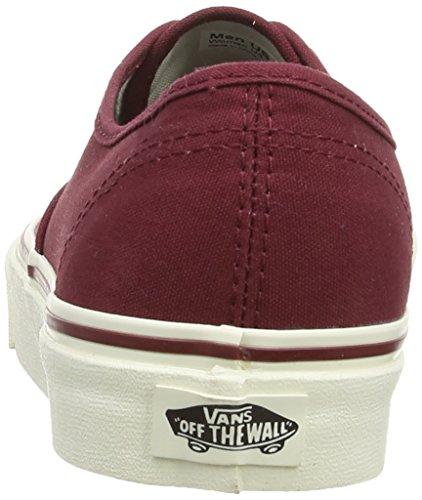 Vans AUTHENTIC Sneaker, Donna Rosso (Sport Vintage FLQ)