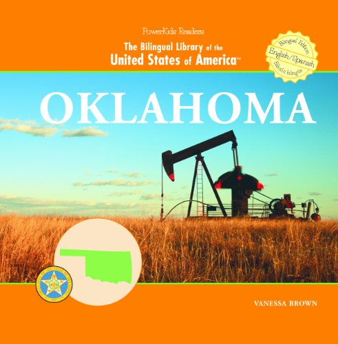 Oklahoma (The Bilingual Library of the United States of America) por Vanessa Brown