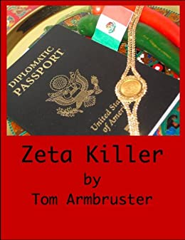 Zeta Killer (English Edition) par [Armbruster, Tom]
