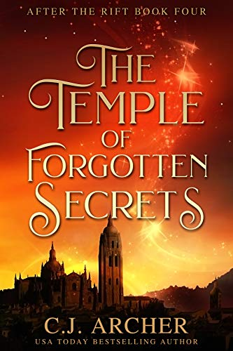 The Temple of Forgotten Secrets (After The Rift Book 4) (English Edition)