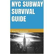 NYC Subway Survival Guide (English Edition)