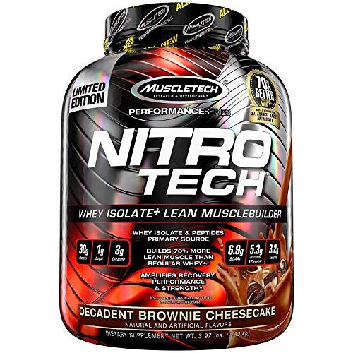 ¿Que es Nitro Tech Performance 4 Lb ? NITRO-TECH ® es una fórmula de aislado de suero científicamente diseñada para todos los atletas que están buscando más músculo, más fuerza y mejor rendimiento. NITRO-TECH ® contiene proteínas proceden principalme...