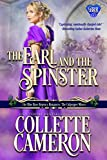 The Earl and the Spinster (The Blue Rose Regency Romances: The Culpepper Misses Book 1) (English Edition)