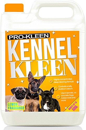 Pro-Kleen Kennel Kleen Cleaner & Deodoriser (Lemon Fragrance) – 5L Pack