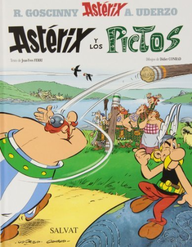 Ast?rix y los pictos / Asterix and the Pictos by Goscinny, Ren?, Ferri, Jean-yves (2013) Hardcover
