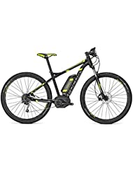 E-Bike Focus JARIFA BOSCH 9G 29' 11AH/36V/400Wh Herren in black matt, Rahmenhöhen:47;Farben:blackm 36v/11ah