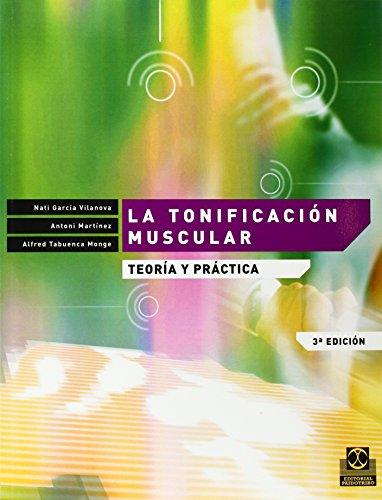 La Tonificación Muscular (Deportes) por Nati García Vilanova