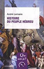 Histoire du peuple hébreu de André Lemaire