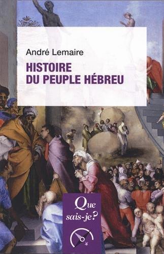 Histoire du peuple hébreu