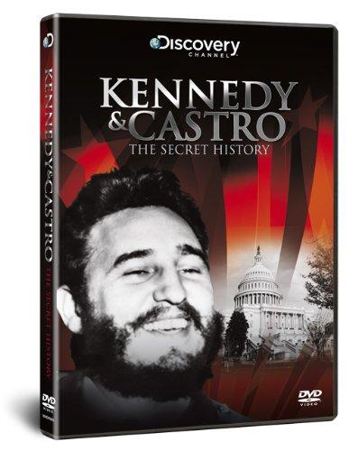 JFK Conspiracies: Kennedy & Castro [DVD] [Edizione: Regno Unito]