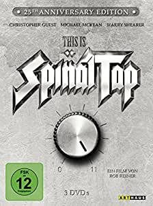 This Is Spinal Tap (25th Anniversary Edition) [3 DVDs]