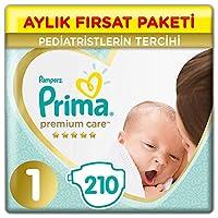 Prima Premium Care 1 Beden 210 Adet Aylık Fırsat Paketi
