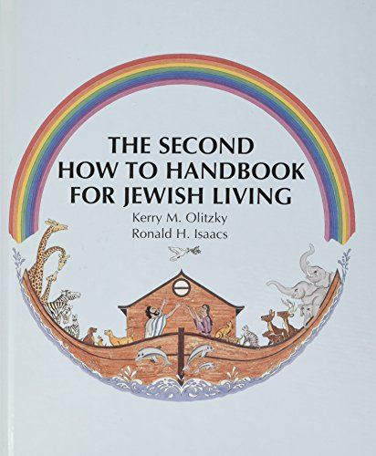 The Second How-To Handbook for Jewish Living