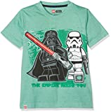 LEGO WEAR Jungen T-Shirt Star Wars Darth Vader 71171 (110)