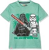 LEGO WEAR Jungen T-Shirt Star Wars Darth Vader 71171 (104)