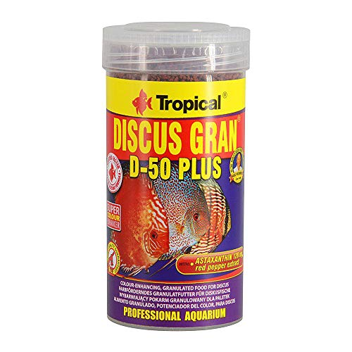 Tropical Tadeusz Ogrodnik DISCUS GRAN D-50 PLUS gr.110/ml.250