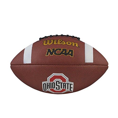 Wilson Ohio State Buckeyes Full Size Logo NCAA Football