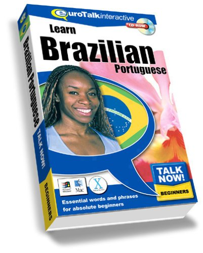 Talk Now Learn Brazilian Portuguese: Essential Words and Phrases for Absolute Beginners (PC/Mac) Test
