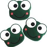 3 Tennis Antivibrazioni Rana Smiley Emoji
