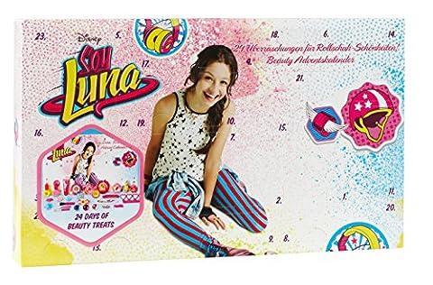 Disney Soy Luna Adventskalender Roller Beauty