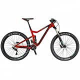 Scott Genius 750 - Bicicleta, color negro, tamaño medium