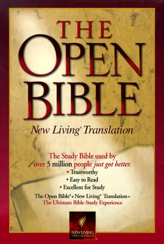 The Open Bible (New Living Translation)