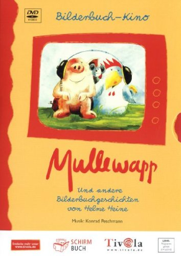 Mullewapp - Bilderbuch-Kino DVD
