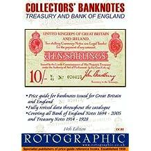 Collectors' Banknotes 2006: Treasury and Bank of England