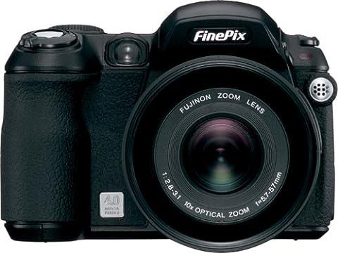 Fuji FinePix S5500 Digitalkamera (4 Megapixel, 10x opt. Zoom)