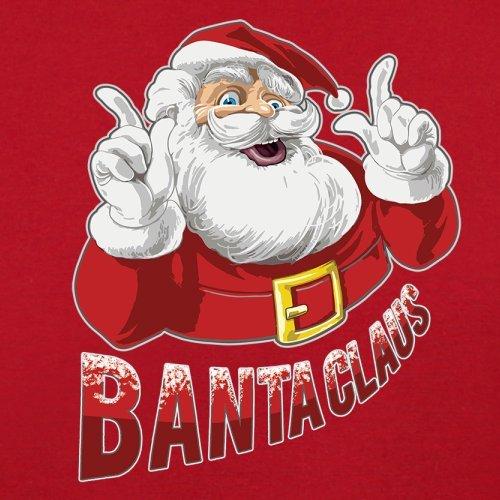 Banta Claus - Herren T-Shirt - 13 Farben Rot