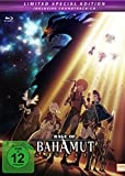 Rage of Bahamut: Genesis Limited Edition (Folge 01-Folge 12 und Special #6.5) incl. Soundtrack (15 Songs) & nummerierter J-Card im (3 Disc Mediabook ... Booklet) (Blu-ray)