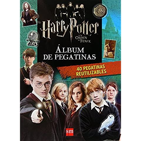 Harry Potter. Libro de pegatinas