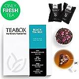 Best Organic Earl Grey Tea - Teabox Black Tea Mix Box Review