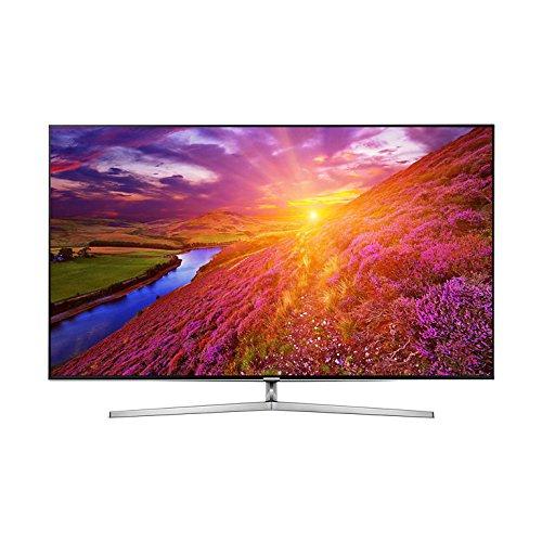 Samsung UE75KS8000T 75Zoll 4K Ultra HD Smart-TV WLAN Schwarz, Silber - LED-Fernseher (190,5 cm (75 Zoll), 3840 x 2160 Pixel, QLED, Smart-TV, WLAN, Schwarz, Silber)