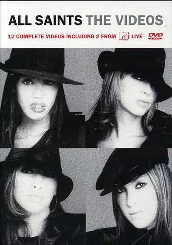 All Saints - The Videos [DVD] [2...