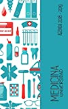 Agenda universitaria Medicina 18-19