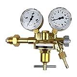 Druckminderer Flaschendruckregler Druckluft 200bar Pressluft für Druckluftflasche Pressluftflasche 0-10 bar von Gase Dopp