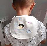 Weiche Baumwollgaze Handtücher Set von 3 Baby Sweat saugfähige Handtücher Nette Waschlappen Mat