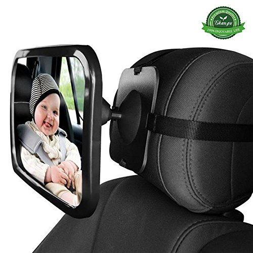 Mejor espejo retrovisor para beb julio 2019 comparativa for Espejo retrovisor coche bebe
