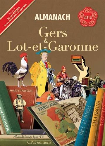 Almanach Gers et Lot et Garonne 2015