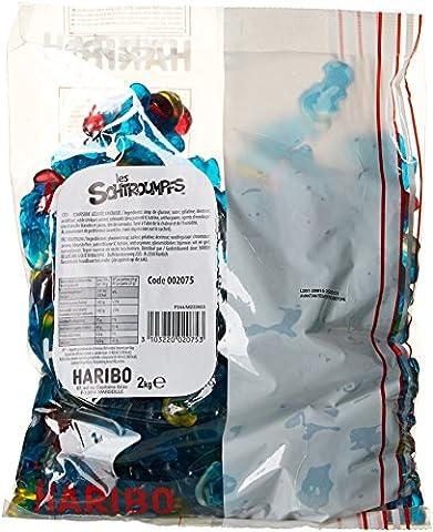 Schtroumpfs HARIBO 2 kg