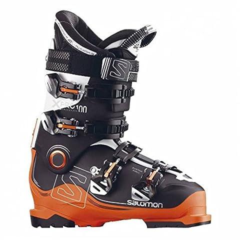 Salomon - Salomon X Pro 100 Chaussures Ski Homme - Black/orange - 28.5 - BLACK/ORANGE