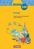 Rund um ... - Grundschule: 2.-4. Schuljahr - Rund um Europa: Kopiervorlagen